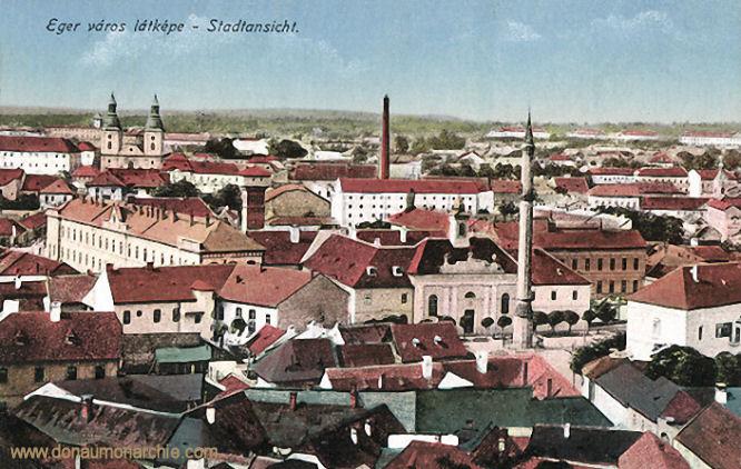 Erlau (Eger), Stadtansicht