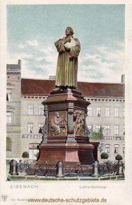 Eisenach, Lutherdenkmal