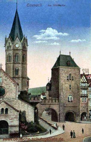 Eisenach, Am Nikolaitor