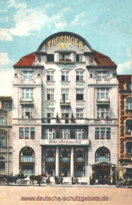 Eisenach, Hotel Thüringer Hof