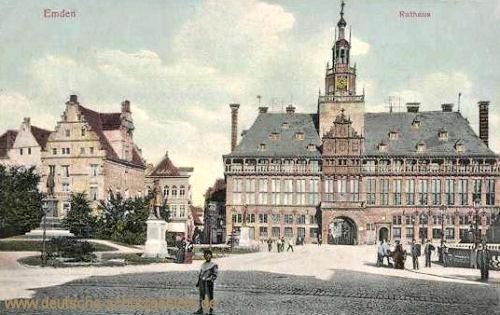 Emden, Rathaus