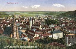 Esslingen a. N., Stadtansicht