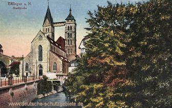 Eßlingen a. N., Stadtkirche