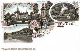 Eutin, Schloss, Weber-Denkmal