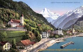Flüelen, Bristenstock (3074 m)