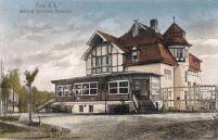 Forst i. L., Wehrinsel-Restaurant