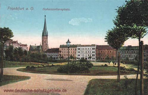 Frankfurt a. O., Hohenzollernplatz