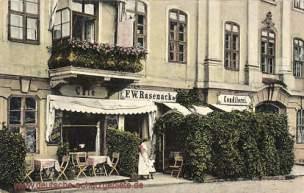 Frankfurt a. O., Konditorei Rasenack