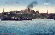 Frankfurt a. O., Oderpartie (Kaserne des Leib-Grenadier-Regiments)