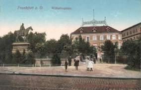 Frankfurt a. O., Wilhelmsplatz