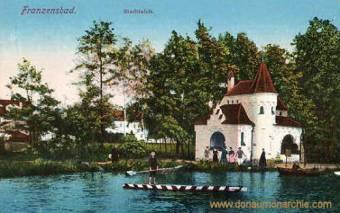 Franzensbad, Stadtteich