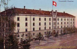Frauenfeld, Kaserne