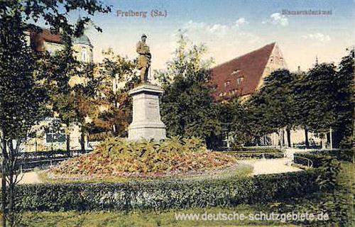 Freiberg (Sa.), Bismarckdenkmal