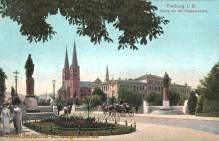 Freiburg i. B., Kaiserbrücke