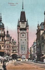 Freiburg i. B., Martinstor