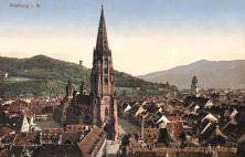 Freiburg i. B., Münster