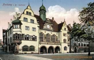 Freiburg i. B., Rathaus
