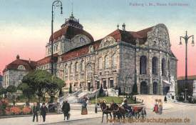 Freiburg i. B., Neues Stadttheater