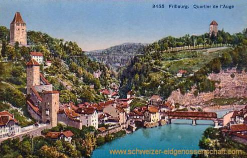 Fribourg, Quartier de I'Auge