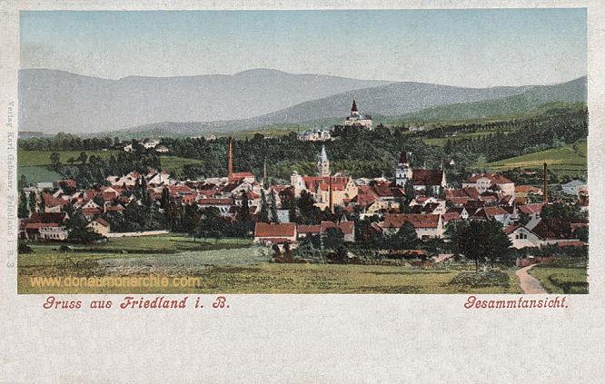 Friedland in Böhmen