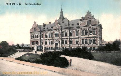 Friedland i. B., Bezirkskrankenhaus