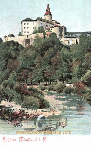 Friedland i. B., Schloss