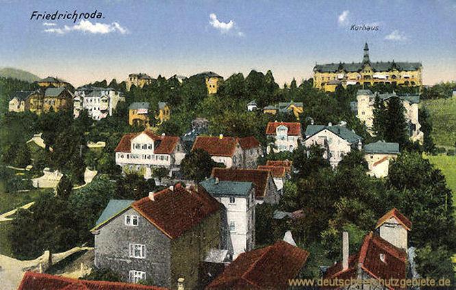 Friedrichroda,Kurhaus