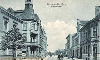 Fürstenwalde, Gartenstraße