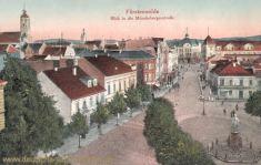 Fürstenwalde, Münchebergerstraße
