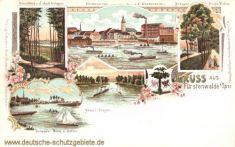 Fürstenwalde, Neuer Hafen