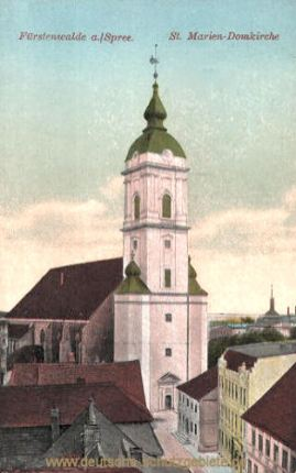 Fürstenwalde, St. Marien-Domkirche