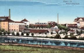 Fürth, König-Ludwig-Quelle