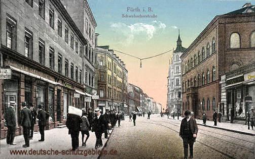 Fürth, Schwabacher Straße