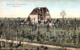 Bürgerwald Geestemünde, Waldschenke