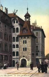 Genève, La Tour de Molard