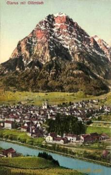 Glarus mit Glärnisch