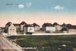 Glauchau, Kaserne