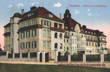 Glauchau, Städtisches Krankenhaus