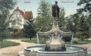 Gmünd, Geigerbrünnele