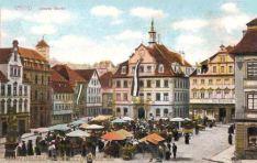 Gmünd, Oberer Markt