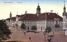 Göppingen, Rathaus