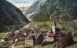 Goeschenen (1109 m)