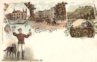 Gruß aus Göttingen