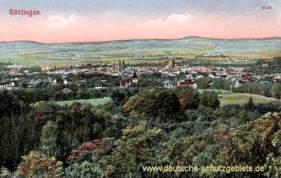Göttingen, Stadtansicht