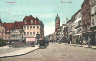 Göttingen, Weenderstraße