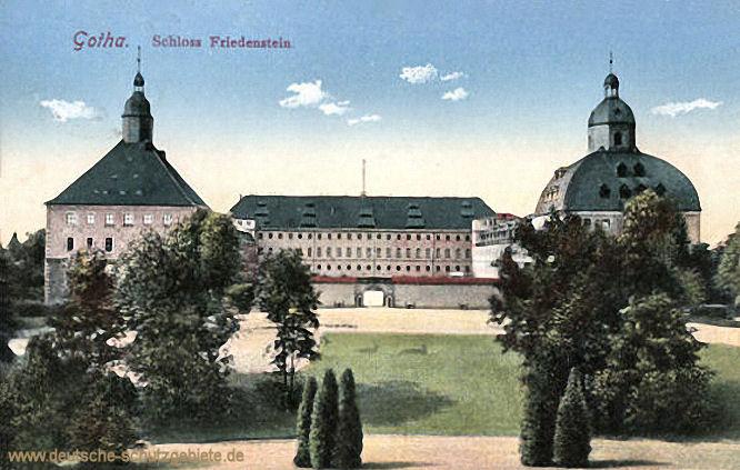 Gotha, Schloss Friedenstein