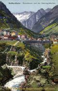 Gotthardbahn, Goeschenen, Dammagletscher