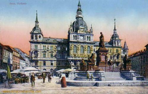 Graz, Rathaus