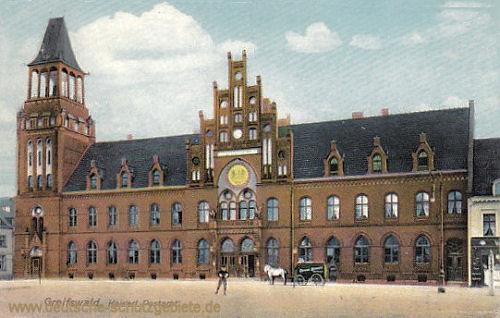 Greifswald, Kaiserliches Postamt