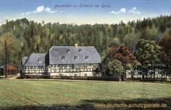 Bretmühle im Elstertal bei Greiz